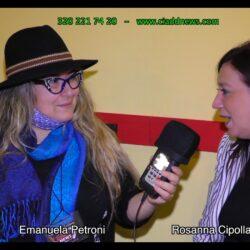 Emanuela Petroni presenta ROSANNA CIPOLLA in TV su Canale Italia 11