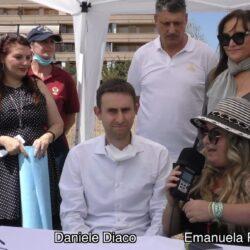 Emanuela Petroni interivista Daniele Diaco Presidente Commissione Ambiente di Roma Capitale