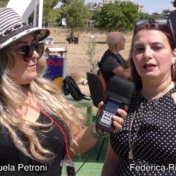 Emanuela Petroni interivsta Federica Rinaudo #iononliabbandono - Pet Carpet Film Festival