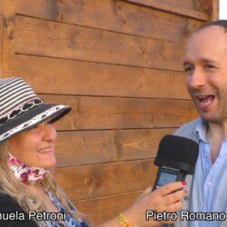 Emanuela Petroni intervista Pietro Romano - Cinecittà Wolrd - Roma World