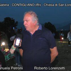 Emanuela Petroni intervista Roberto Lorenzetti - Fondazione Varrone - Contigliano