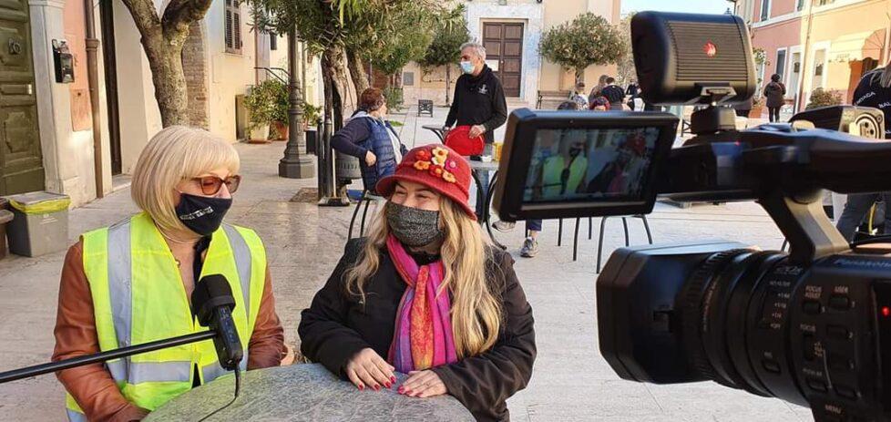 Emanuela Petroni - Federico Fashion Style - Cantalupo in Sabina - Ciadd News Radio e TV - Paesi Uniti della Sabina