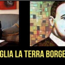 IL PITTORE ITALIANO SERGIO POTENZANO PROCLAMATO SOCIO ONORARIO DELL'ORDINE DEI FIGLI D'ITALIA IN AMERICA