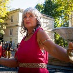 Intervista alla Maestra Liana Ponzone, in arte Basma Maisa Belisaria