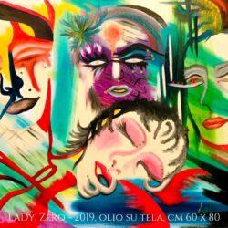CORLEONE (PA) | L'IMPEGNO DELLA RICERCA, LA SAGGIA MODESTIA, IL LINGUAGGIO DEL COLORE: PAOLO BATTAGLIA LA TERRA BORGESE SVELA VERITÀ E COMUNICABILITÀ DELLE OPERE DI LADY