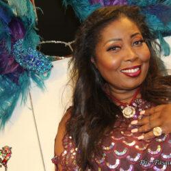 Marcia Sedoc presenta la 5° puntata di Non Solo Cacao dagli studi di Gold TV e trasmesso su Canale 165 Nazionale e su One TV ch 86