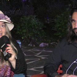 DEMIAN APREA presentato da EMANUELA PETRONI in TV su canale Italia 11